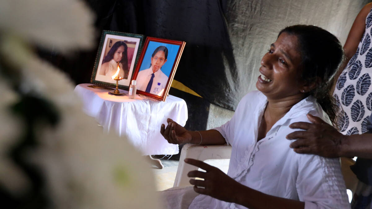 'Moslimextremisten NTJ achter aanslagen Sri Lanka'