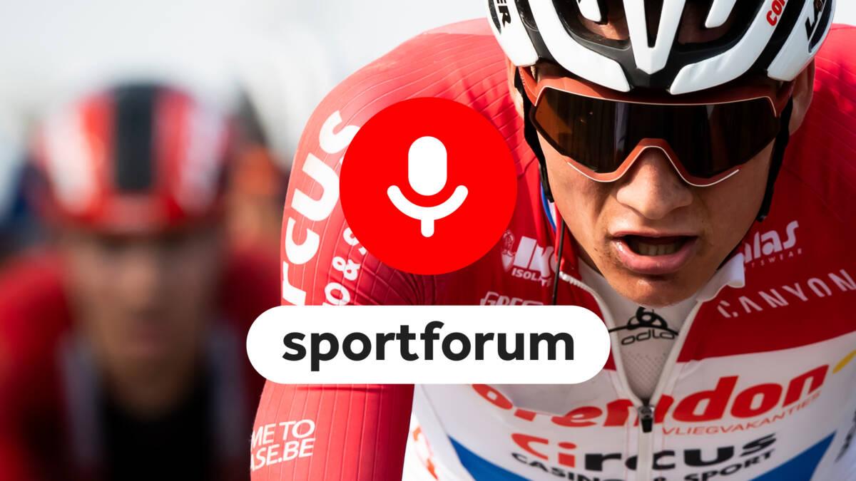 'Mathieu van der Poel is Frenkie de Jong met schijfremmen'