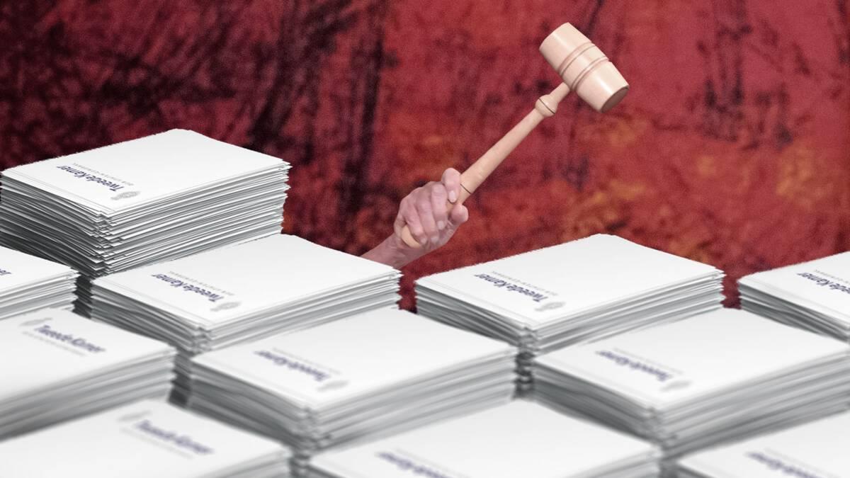 Vorig jaar ruim 4100moties in de Tweede Kamer. Kan dat niet anders?