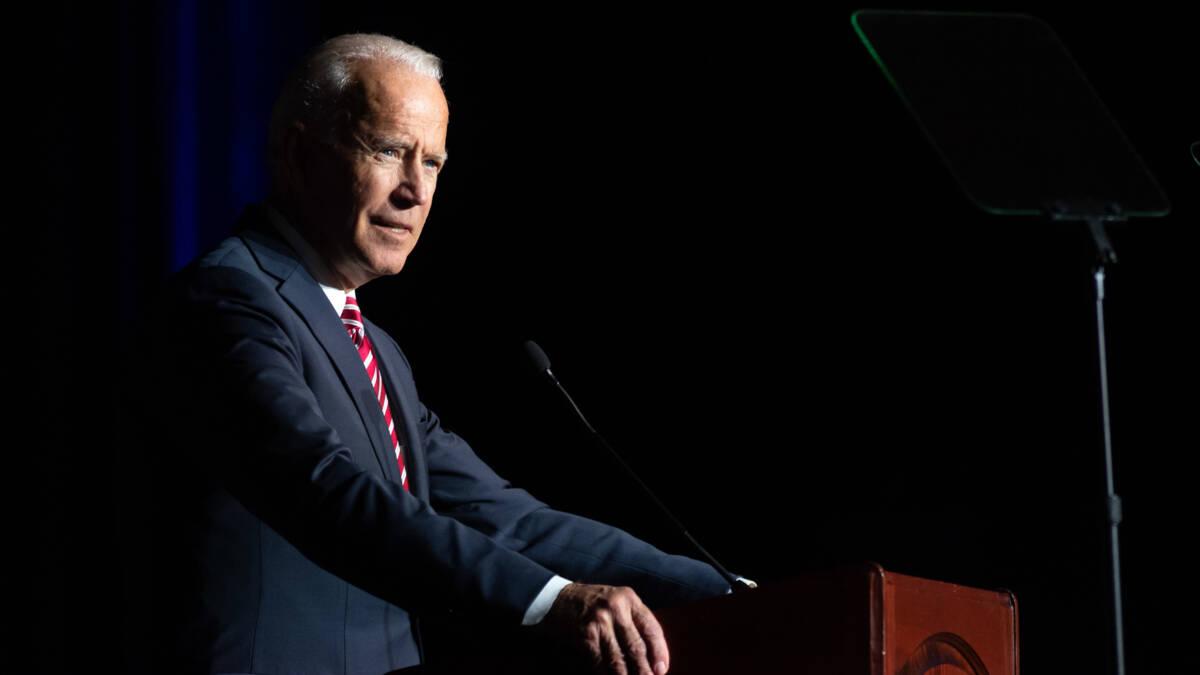 Joe Biden kondigt kandidatuur Witte Huis aan