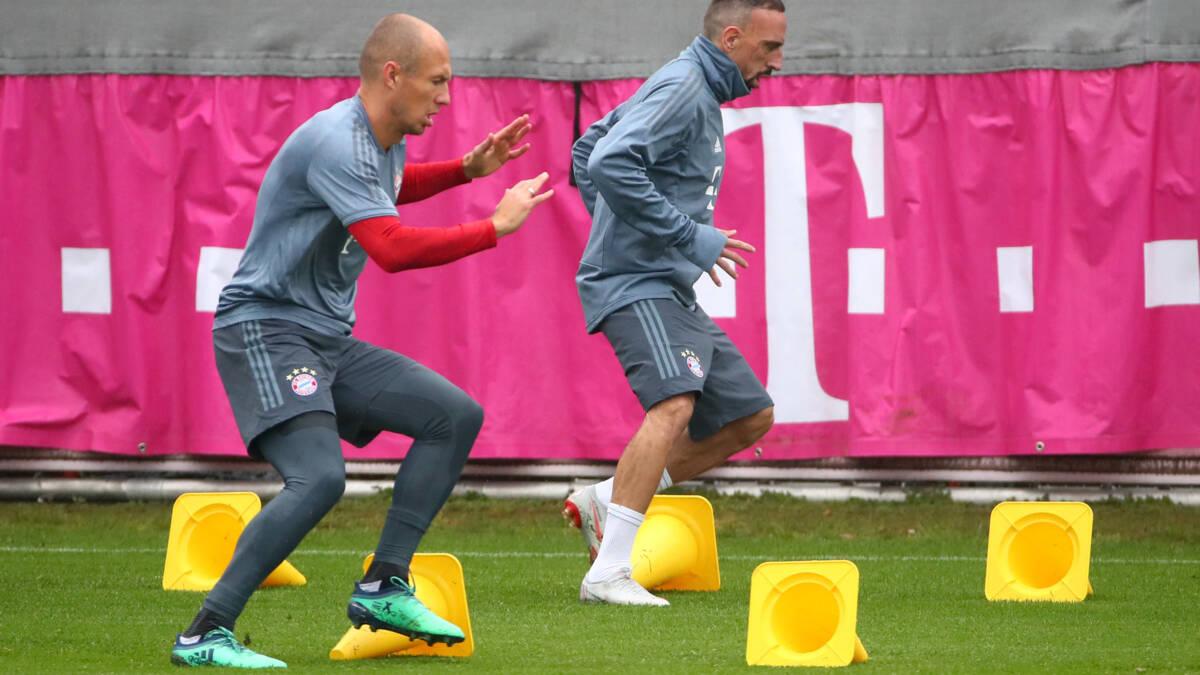 Bayern gelooft weer in laatste kunststukje Robben: 'Arjen is terug'