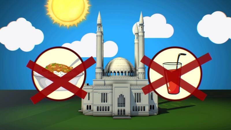 Afbeeldingsresultaat voor Drie vragen over de ramadan