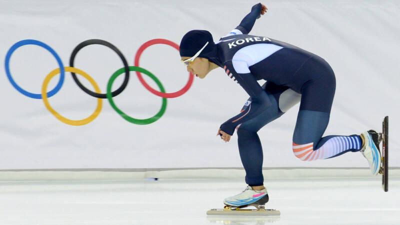 Schaatsster Lee Sang-hwa (30) zet punt achter loopbaan