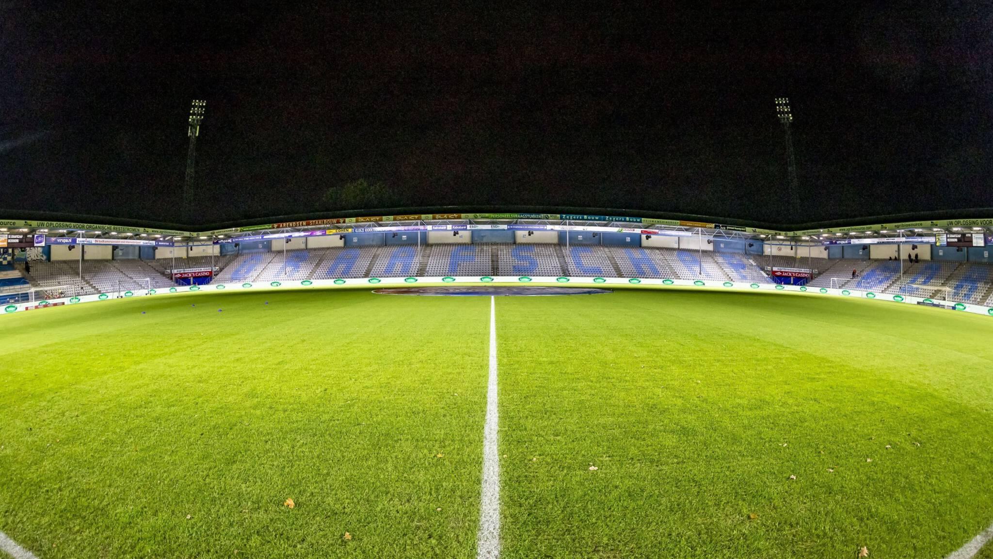 Ajax Maakt Excuses Voor Bekladdingen Bij De Graafschap