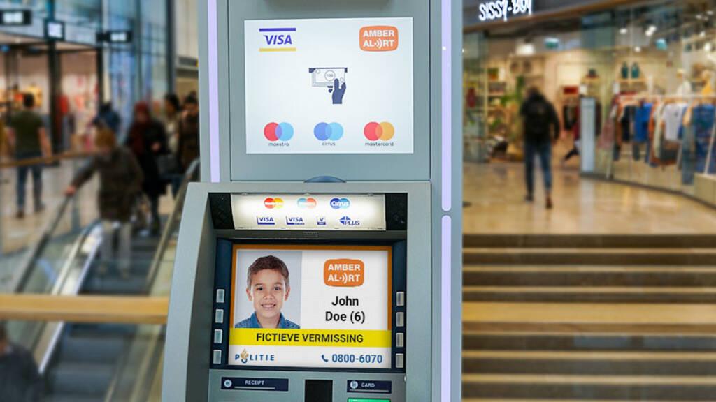 Meldingen Amber Alert Ook Op Pinautomaten Nos