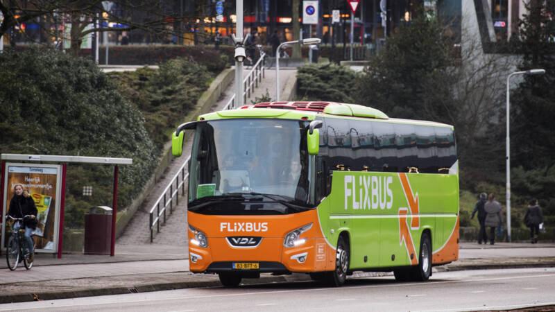 Gewonden bij ongeluk met Flixbus naar Amsterdam.