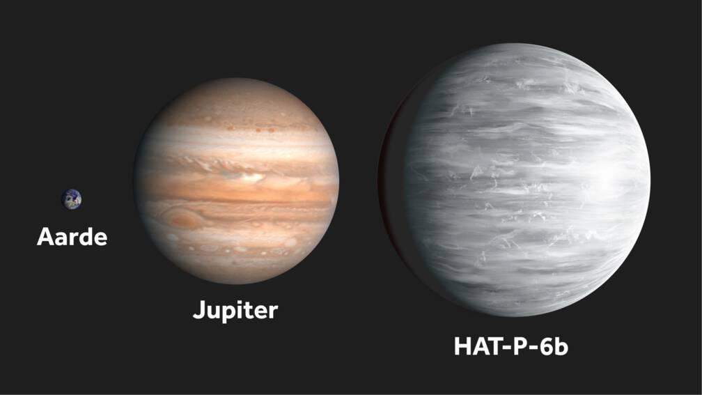 Deze planeet mogen wij een naam gaan geven