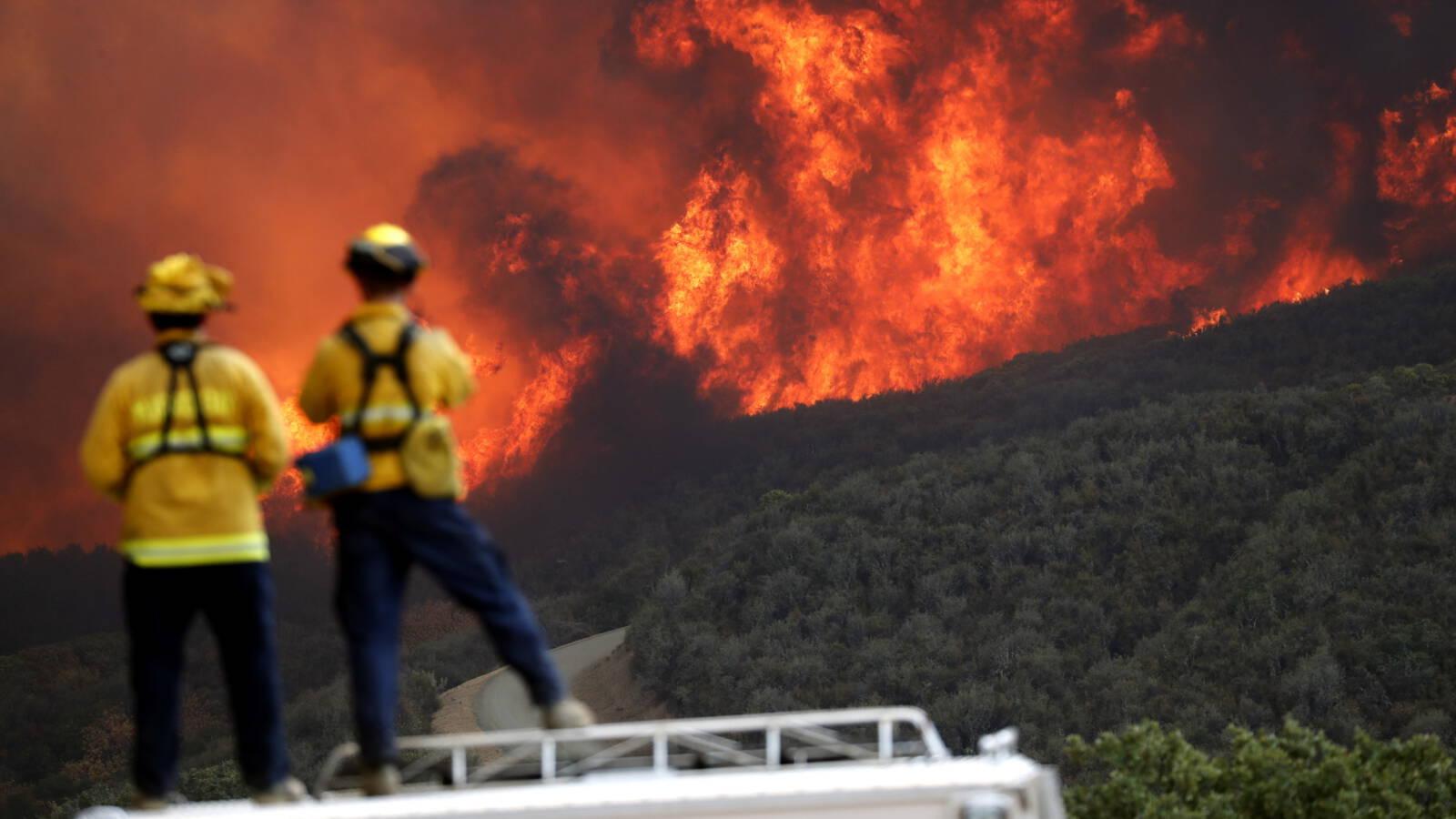 Vonk van een hamer veroorzaakte grootste bosbrand ooit in Californië