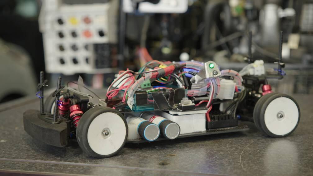 Studenten racen op waterstof: 'Dit is misschien wel dé toekomst van de autotechniek'