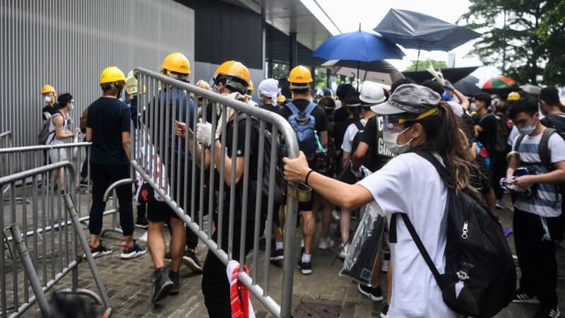 Hongkong Stelt Uitleveringswet Uit Na Felle Protesten