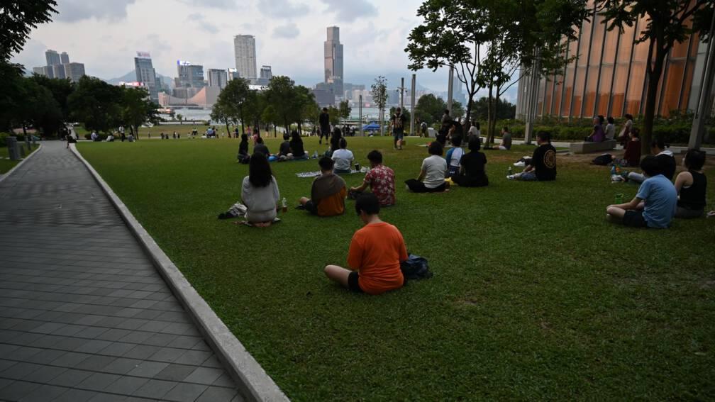 Bekijk details van Betogers Hongkong ontevreden met uitstel: 'Wij trappen niet in deze val'