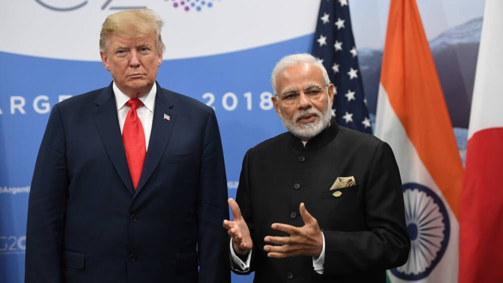 Bekijk details van India stelt importtarieven in tegen Amerikaanse producten