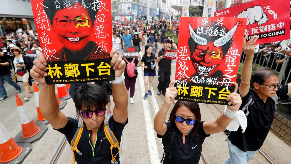 Hoe kijkt Peking naar de protesten in Hongkong?