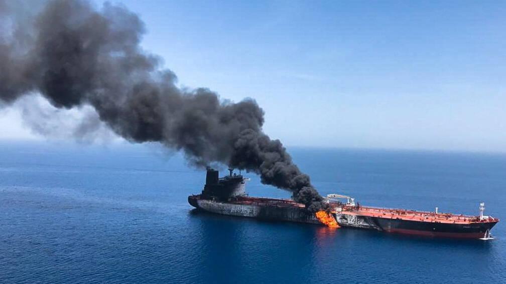 Bekijk details van Nederlandse scheepvaart bezorgd over geweld in Perzische Golf