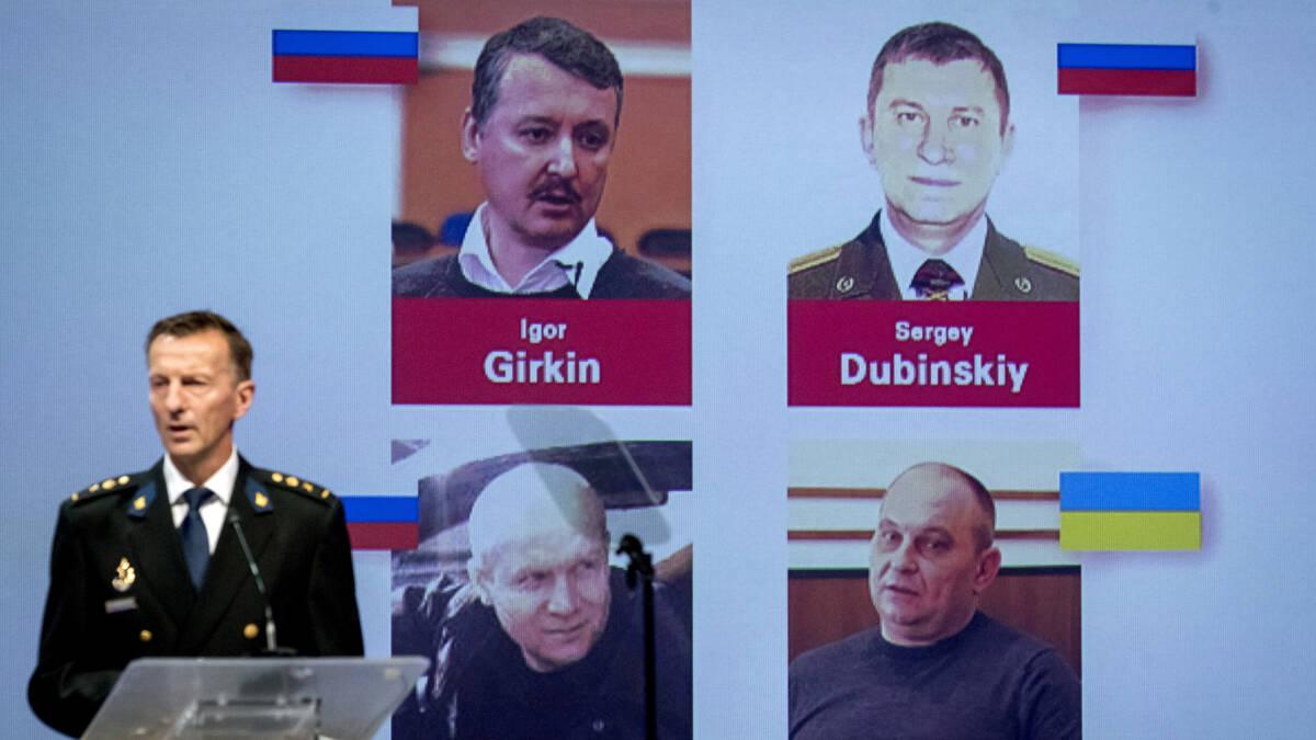 Verdachte MH17 ontkent betrokkenheid, diplomatieke stappen tegen Rusland