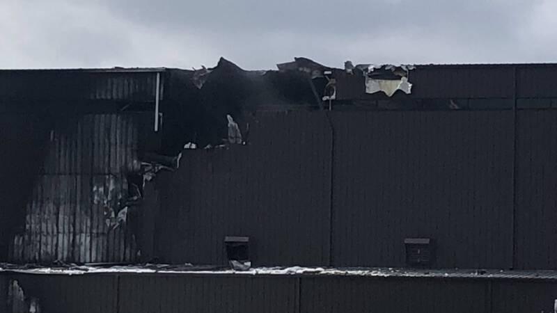 Tien doden bij vliegtuigongeluk Texas, tweemotorige toestel volledig verwoest.