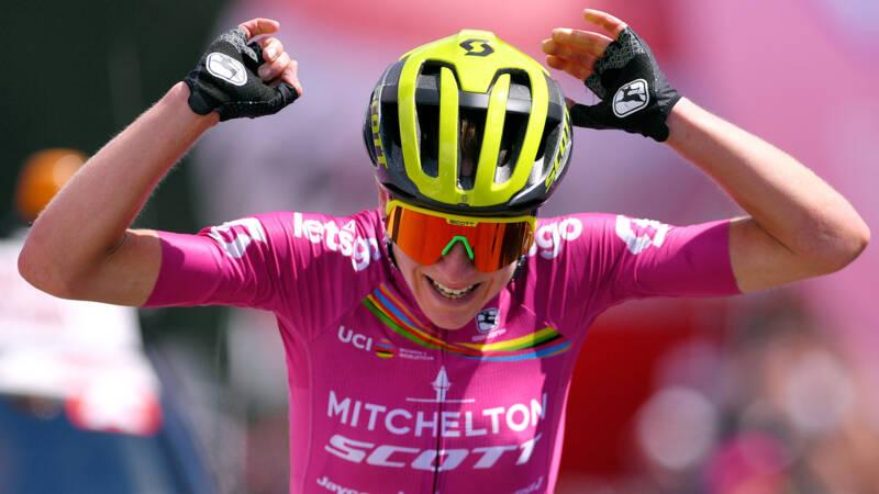 Imponerende Van Vleuten slaat dubbelslag in Giro Rosa