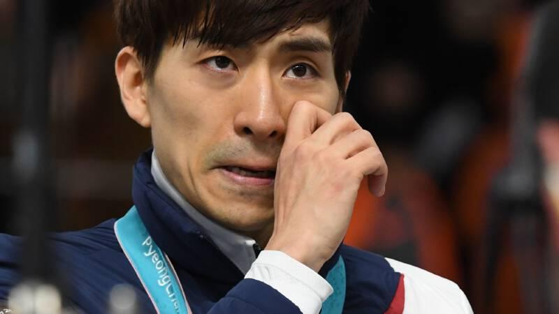Schorsing voor schaatser Lee Seung-hoon wegens mishandelen teamgenoten