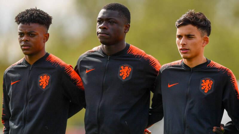 WK onder 17: Oranje treft Japan, VS en Senegal