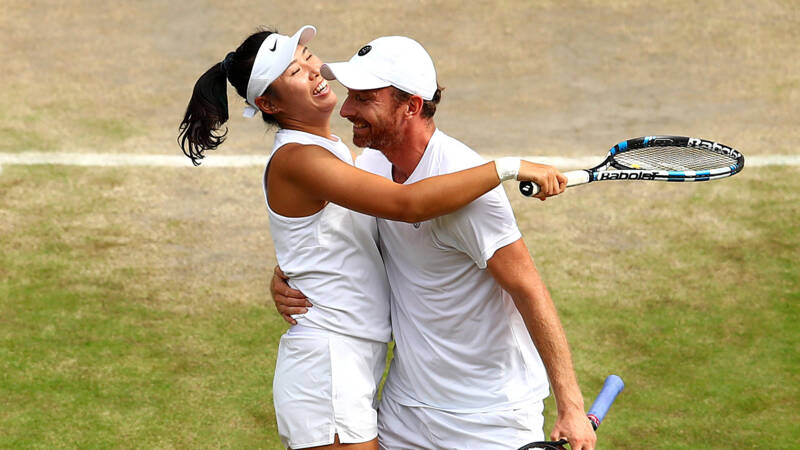 Dubbelspecialisten Middelkoop en Koolhof naar halve finales Wimbledon