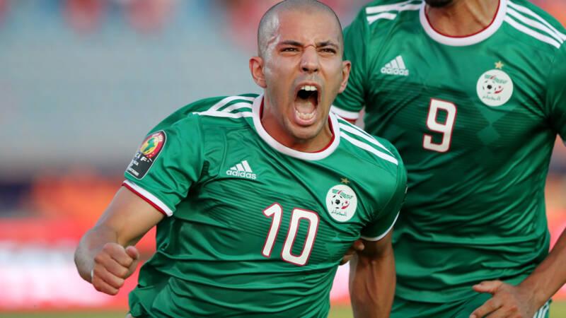 Algerije neemt penalty's beter dan Ivoorkust en bereikt halve finales