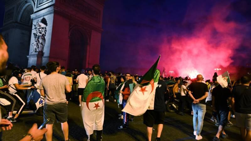 Vernielingen, arrestaties en een dode in Frankrijk door Algerijnse voetbalsupporters