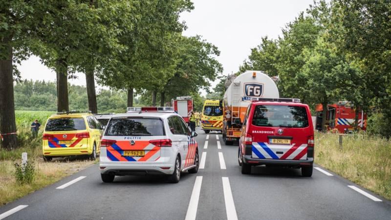 Drie doden bij ongeval in Brabantse Handel.