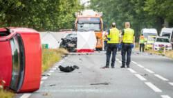 Drie doden bij ongeluk in Handel.