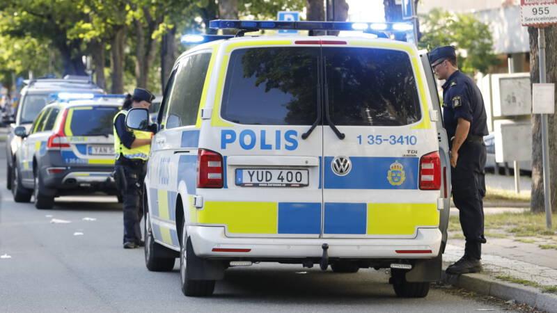 Negen doden bij ongeluk met Zweeds sportvliegtuig.