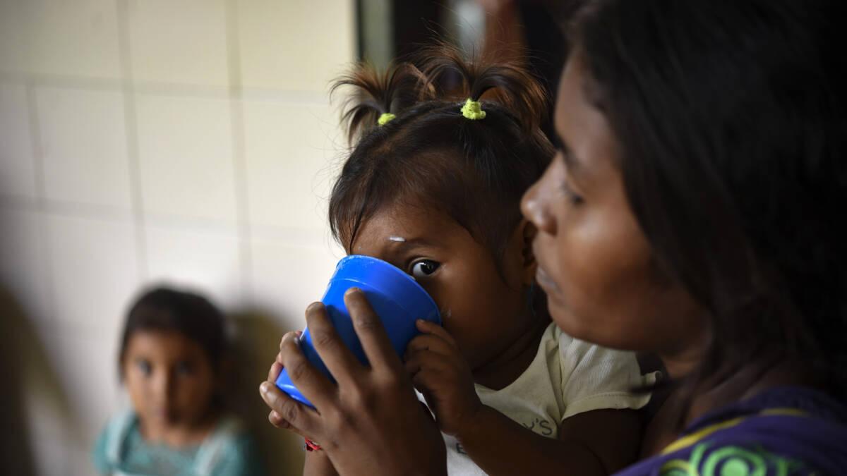 'Hongerprobleem groeit: 820 miljoen mensen hebben niet genoeg te eten'