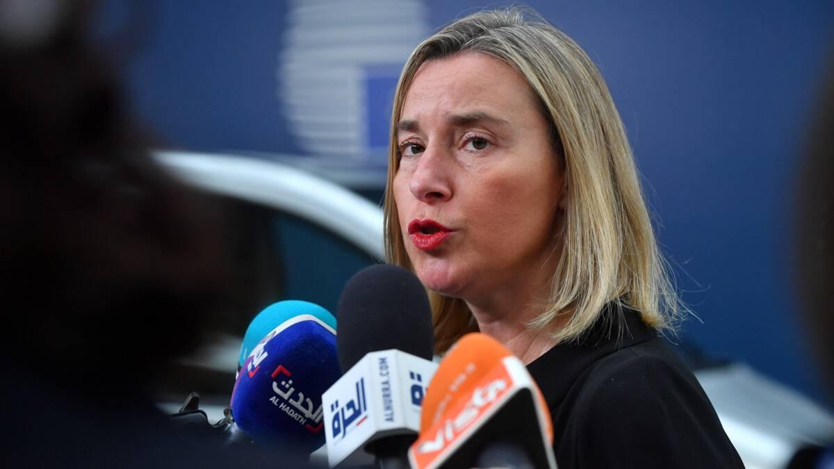 EU: Iraanse schending deal nog af te wenden, geen reden om eruit te stappen