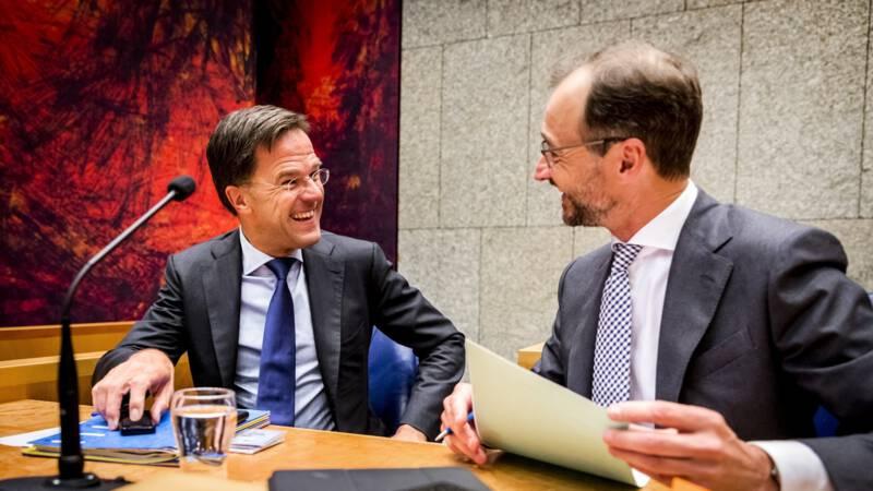 Peilingwijzer: PvdA en VVD omhoog, SP en PVV verder achteruit