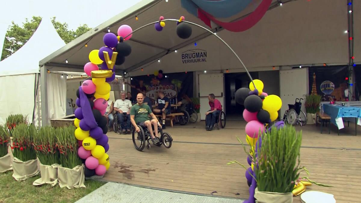 Eerste mindervalidenhotel op Zwarte Cross: 'Er is hier een campingsfeertje'