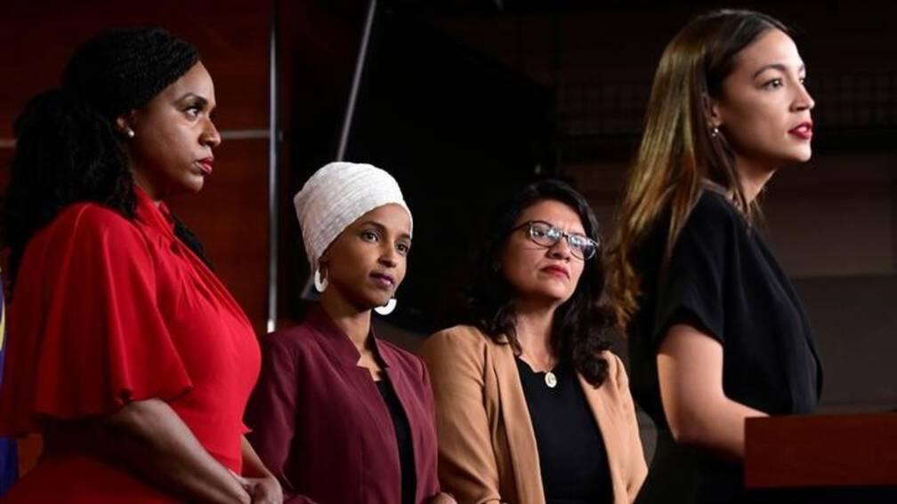 Bekijk details van The squad: 'Vrouw, van kleur en links' schudt de Amerikaanse politiek flink op