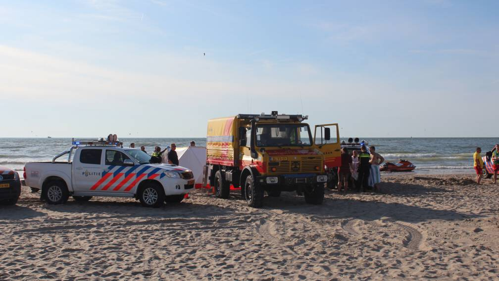 Bekijk details van Drie zwemmers verdronken bij Den Haag