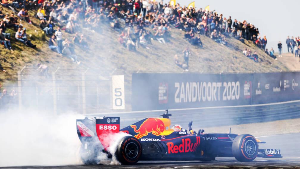 Bekijk details van Miljoen mensen willen naar Formule 1 in Zandvoort: 'Overtreft alle verwachtingen'