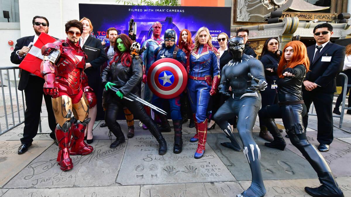 Film Avengers: Endgame grootste kaskraker ooit