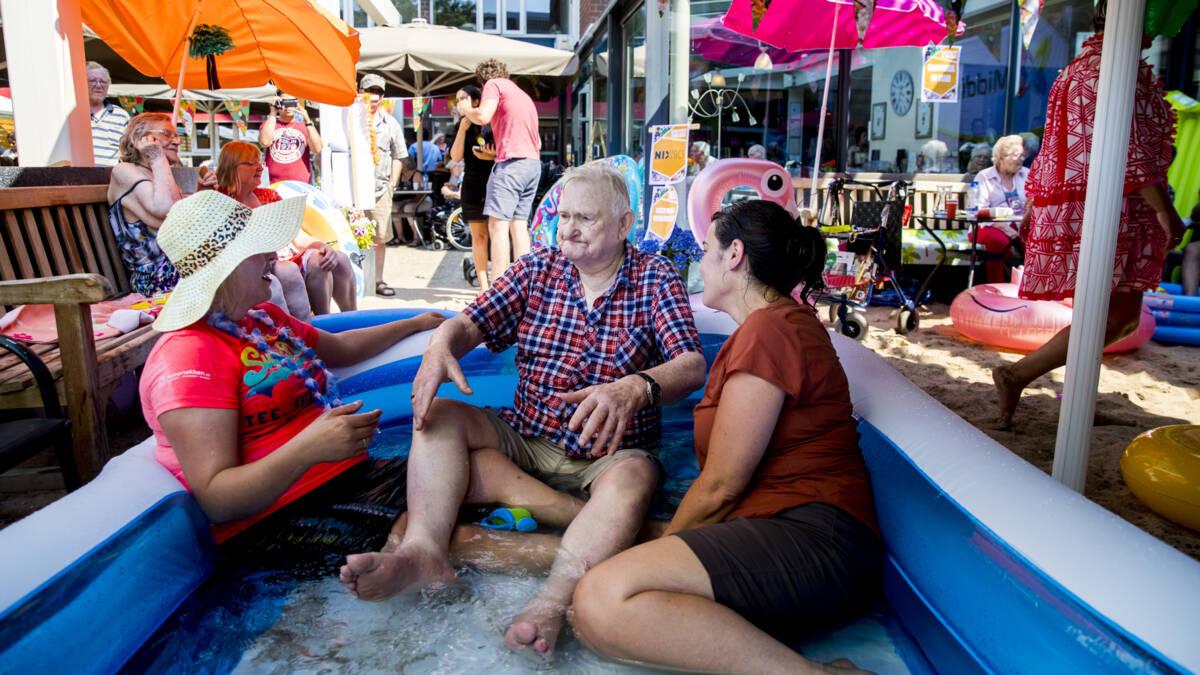 Tropisch warm: code oranje en Nationaal Hitteplan van kracht