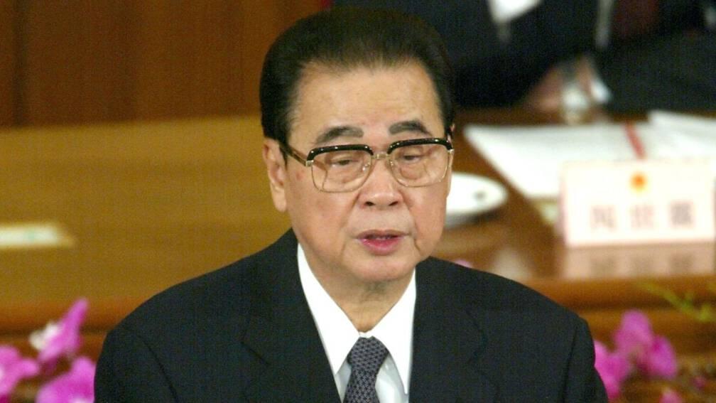 Bekijk details van Chinese oud-premier Li Peng, 'slager van Peking', overleden