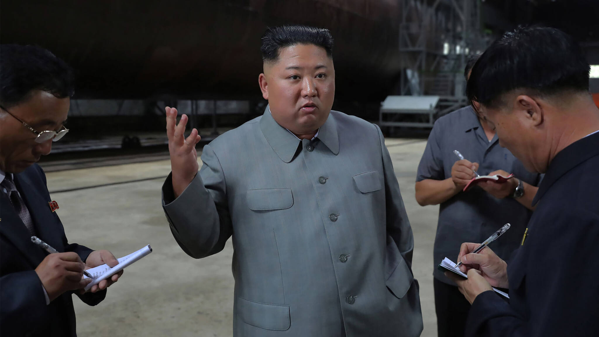 weekly vide north korea - 1200×600