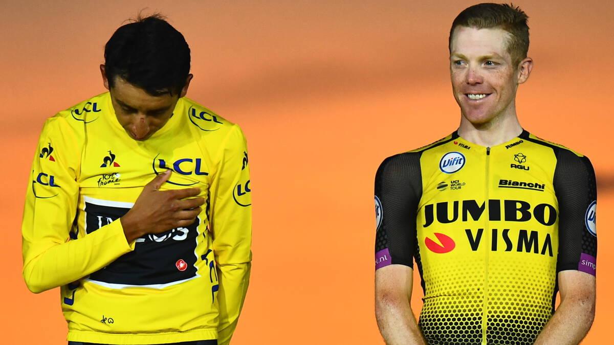 De Tour de France 2019 in 50 minuten en 18 foto's