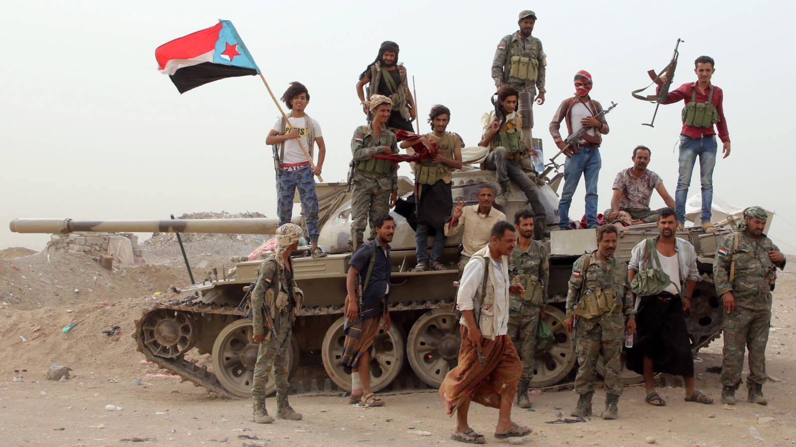 South Yemenis, Reuters photo