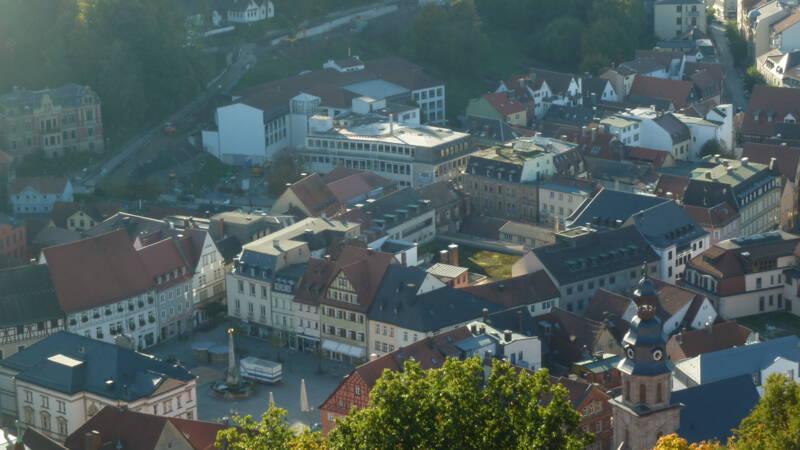 Kleuters laten spoor van vernieling achter in Duitse stad
