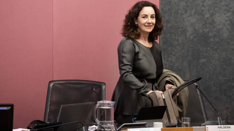 Politiek vindt kwestie-Halsema privézaak, politie weerspreekt doofpot