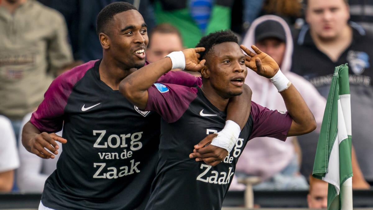 FC Utrecht neemt de leiding in De Kuip; 0-0 bij AZ-Groningen