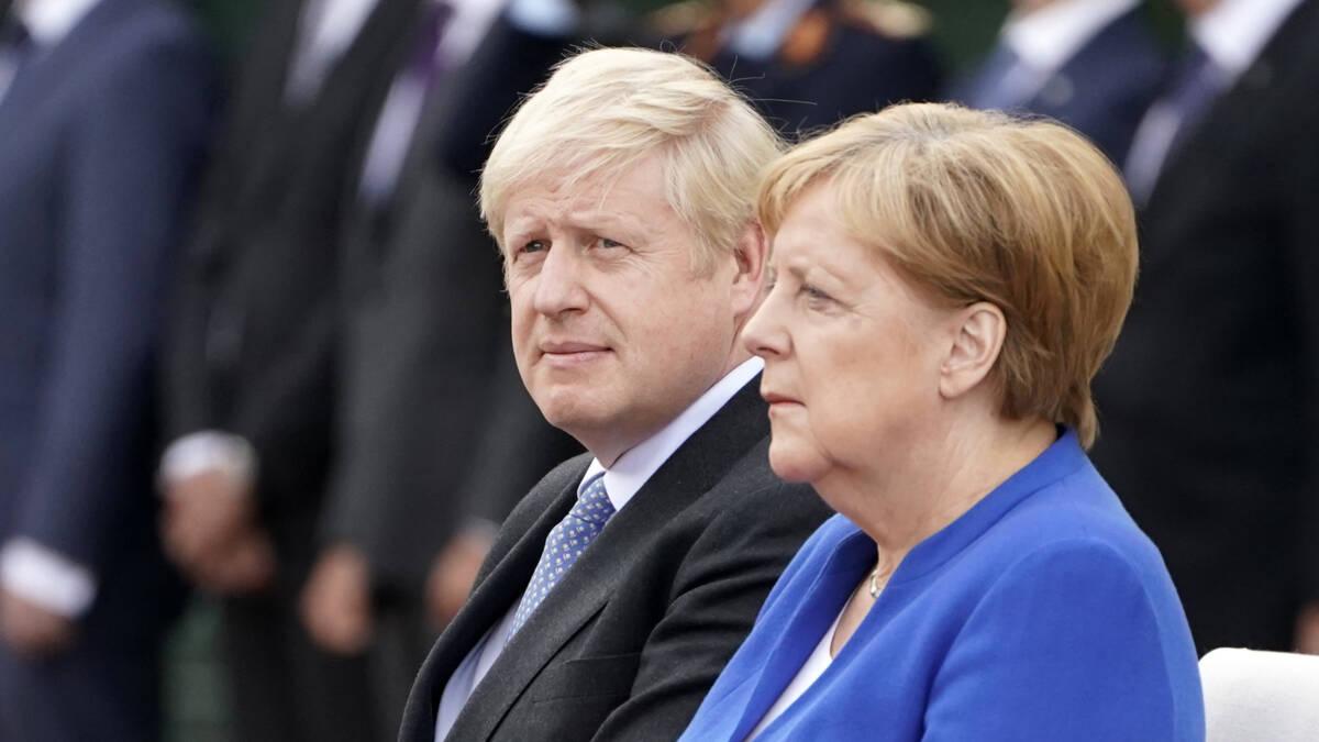 Merkel ziet ruimte voor oplossing Ierse grenskwestie voor brexit