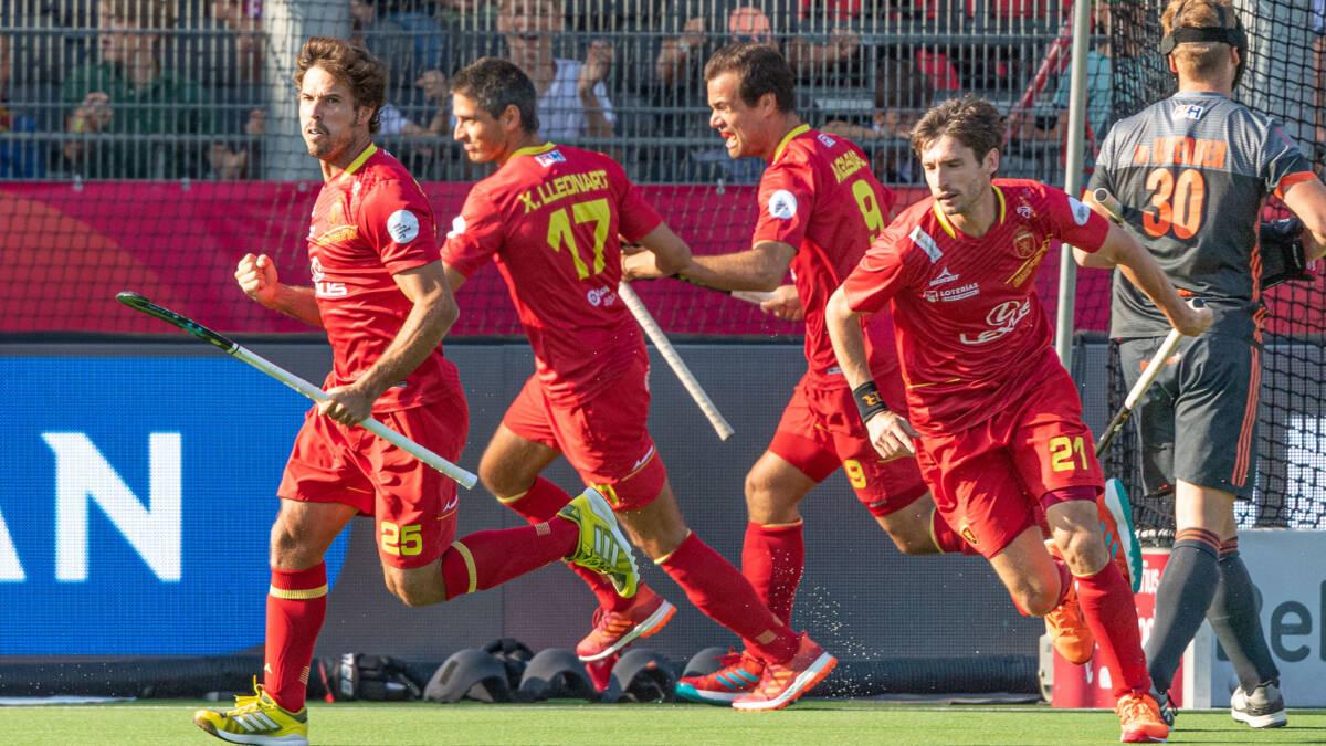 Nederland in halve finale pijnlijk onderuit tegen EK-stuntploeg Spanje