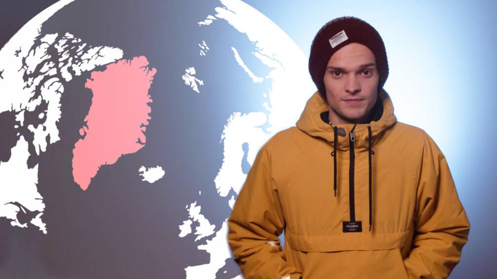 Wat er te halen valt in Groenland