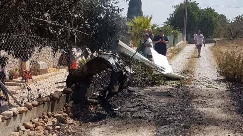 Zeven doden op Mallorca bij botsing tussen helikopter en vliegtuigje.