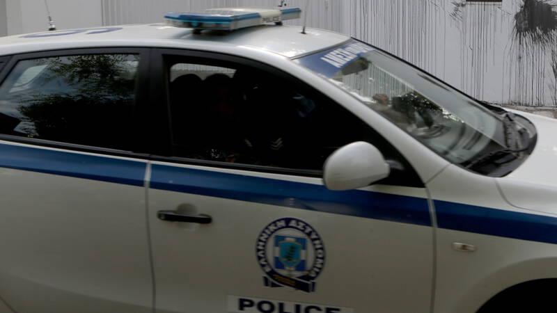 Zes migranten op de vlucht voor Griekse politie komen om bij ongeval.
